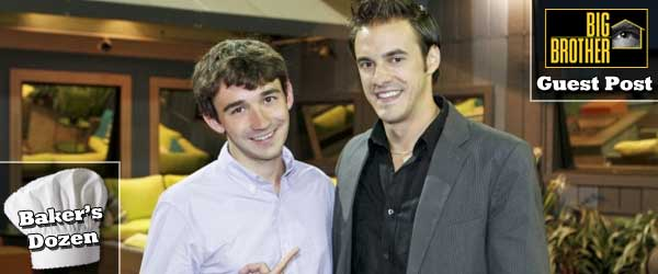 Big Brother 14 Finalists Ian Terry and Dan gheesling