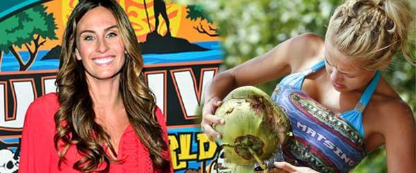 Kim Spradlin talks with Rob Cesternino about the latest episode of Survivor Philippines