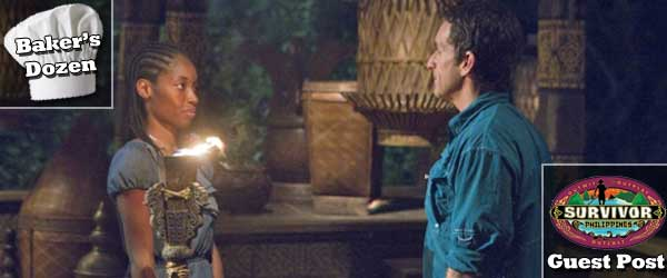Roxy Morris was voted out of the Matsing tribe on the second episode of Survivor Philippines