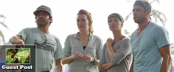 How helping another team did not help Amy and Daniel on The Amazing Race