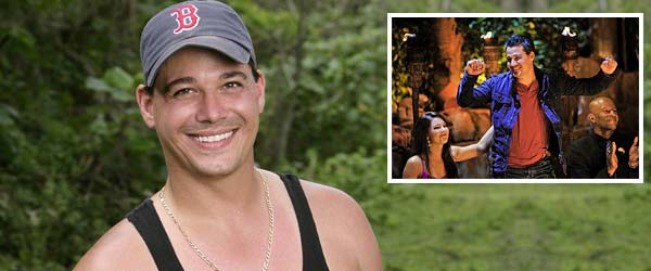Boston Rob Mariano in an extensive interview spanning Survivor Philippines and his four survivor seasons