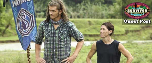 How Malcolm Freberg and Denise Stapley reversed their fortunes on Survivor Philippines