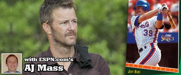 What does ESPN.com Fantasy Writer AJ Mass think about Jeff Kent's performance on Survivor Philippines