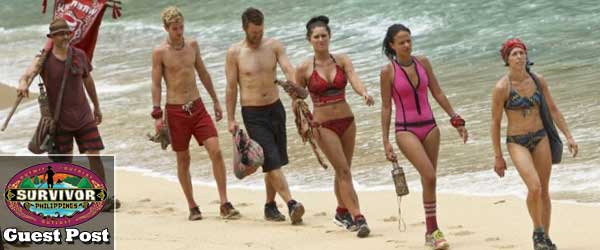 How Denise and Malcolm had the benefit of Luck on Survivor Philippines