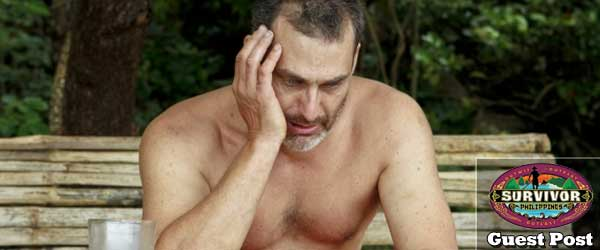 Jonathan Penner negotiated an end to the great stalemate for only a bag of rice on Survivor Philippines