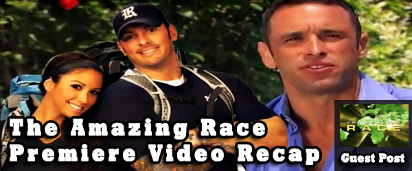 The Amazing Race 21 Premiere Video Recap from Eric Curto