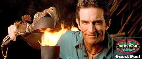 Why Jeff Probst is having an effect on the game in Survivor Philippines