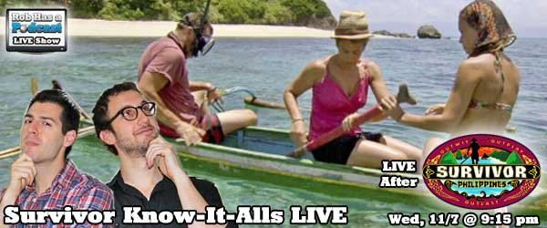 Is Jonathan Penner's Ship Sinking on Survivor Phillipines?
