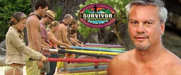 Marty Piombo talks Survivor Philippines