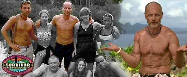 Jeff Varner talks about the differences between Mike Skupin from the Australian Outback and the one in Survivor Philippines