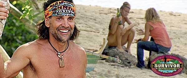 What does Troyzan think about the behavior of Abi-Maria Gomes and the players of Survivor Philippines?