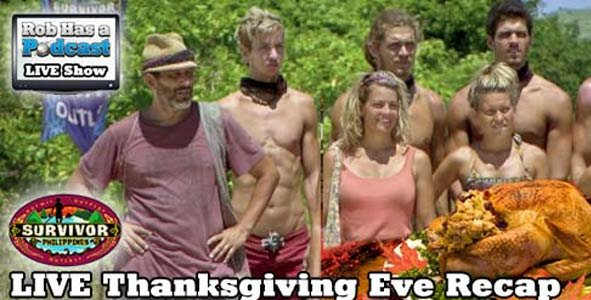 A post Thanksgiving Survivor Philippines Recap
