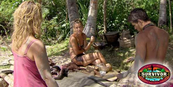 Sarah Freeman looks back at the Tandang tribe and the flaws in the social game of Abi-Maria Gomes on Survivor Philippines