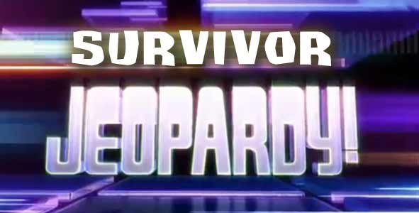 Survivor Jeopardy is the greatest Survivor Trivia Competition Ever Put Together