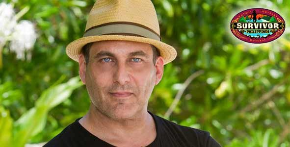 Jonathan Penner discusses Survivor Philippines in his exit interview on Rob Has a Podcast