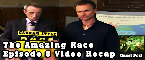 Eric Curto recaps Episode 8 of Amazing Race 21
