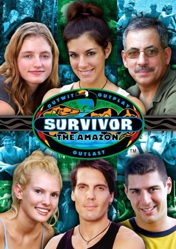 Rob Cesternino and Jenna Morasca have recorded commentary for Survivor: The Amazon