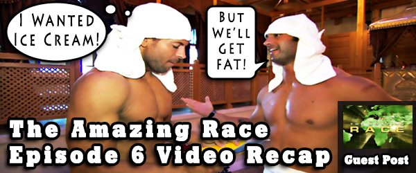 Eric Curto Recaps Episode 6 of the Amazing Race