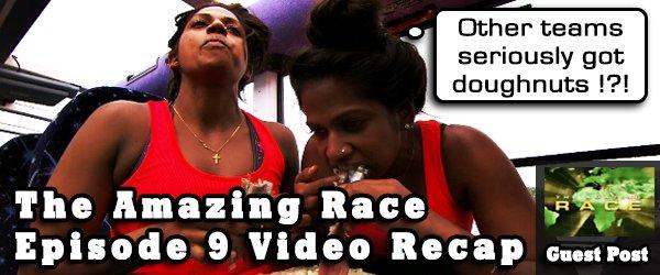Amazing Race 21 Episode 9 Video Recap