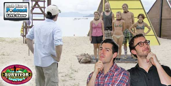 Rob Cesternino and Stephen Fishbach recap episode 12 of Survivor Philippines on Survivor Know-It-Alls