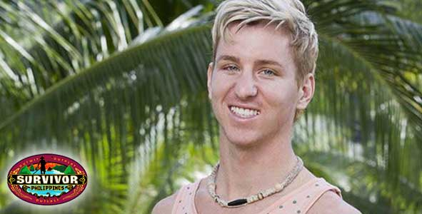 Carter Williams from Survivor Philippines is one heck of a guy