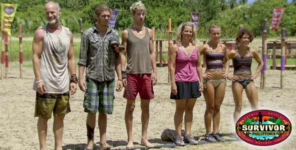 Who will be this season's Sprint Fan Favorite on Survivor Philippines?