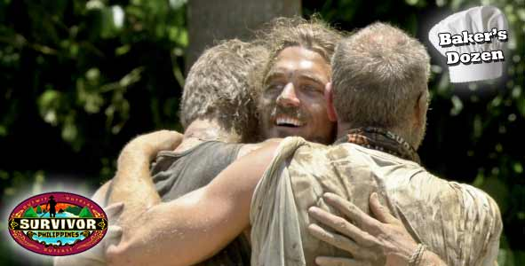 Malcolm Freberg had a difficult decision after winning the Family Visit reward challenge on Survivor Philippines