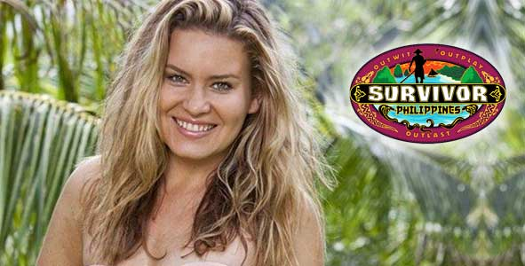 A Survivor Exit Interview Abi-Maria Gomes on Rob has a Podcast