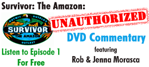 Order the 10 Year Anniversary DVD Commentary of Survivor: The Amazon