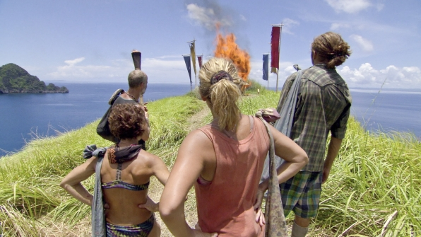 The Survivor Philippines Final Four