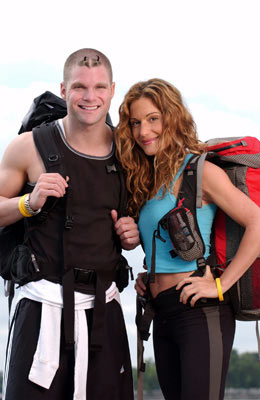Adam and Rebecca from Amazing Race 6