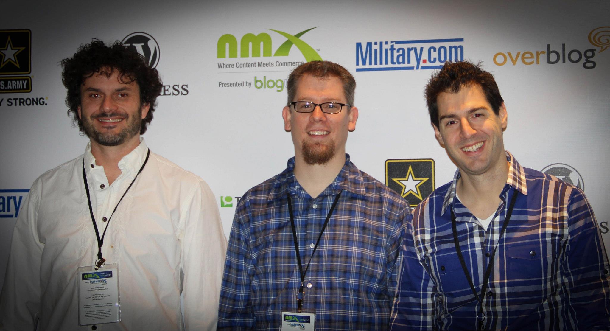 Jason Cabassi (The Walking Deadcast), Darrell Darnell (The Fringe Podcast) & Rob Cesternino (Rob Has a Podcast)