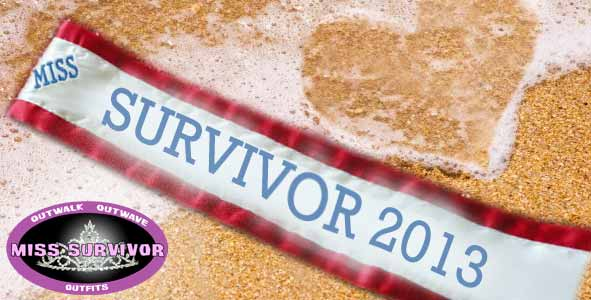 Cast Your Vote for Miss Survivor 2013