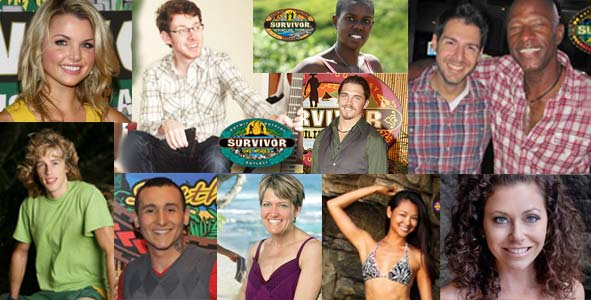 The Survivor Carmoan Returning Players on Rob Has a Podcast