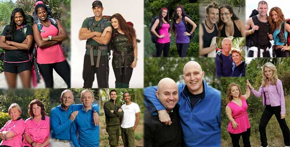 The 11 Teams That You See on Every Season of Amazing Race