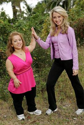 Charla and Mirna