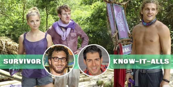 The Survivor Know-It-Alls Recap the Survivor Caramoan Premiere