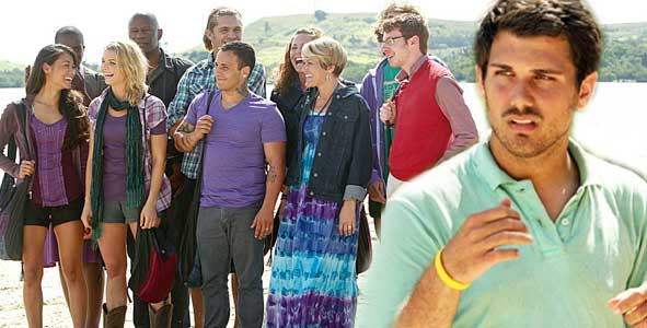 Colton Cumbie previews the cast of Survivor Caramoan