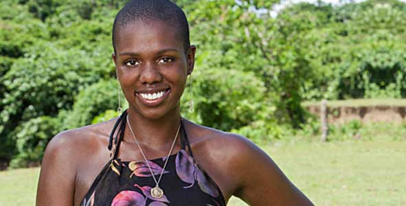 Francesca Hogi talks about being the first ever survivor voted our first, twice