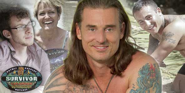 Coach Ben Wade Discusses his old South Pacific buddies returning for Survivor Caramoan
