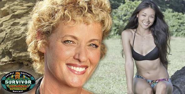 Holly Hoffman on Brenda Lowe and the Survivor Caramoan Favorites