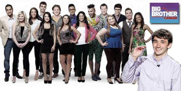Ian Terry Previews the Cast of Big Brother Canada