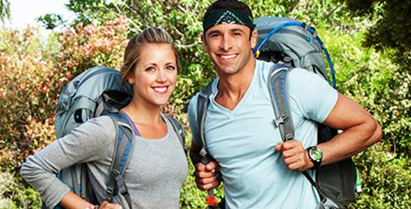 Ryan and Abbie from Amazing Race 21