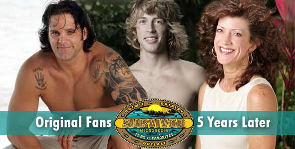 Joel Anderson and Kathy Sleckman on Being the Original SURVIVOR fans