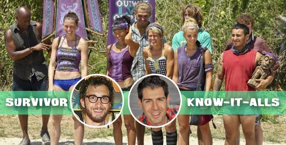 Survivor Know-It-Alls Recap Episode 3 of Survivor Caramoan