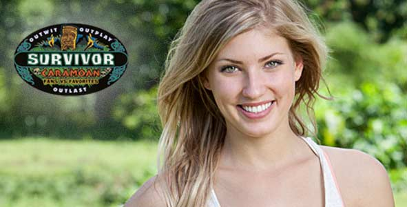 Hope Driskill talks Survivor Caramoan in her Rob has a Podcast exit interview