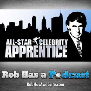 RHAP Celebrity Apprentice Podcast