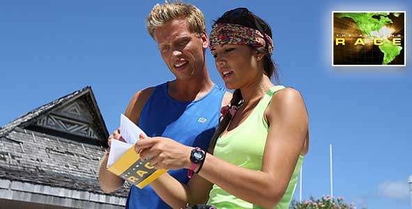 John and Jessica did not feel a need to use the Express Pass on The Amazing Race