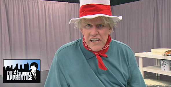 Gary Busey IS the cat in the hat