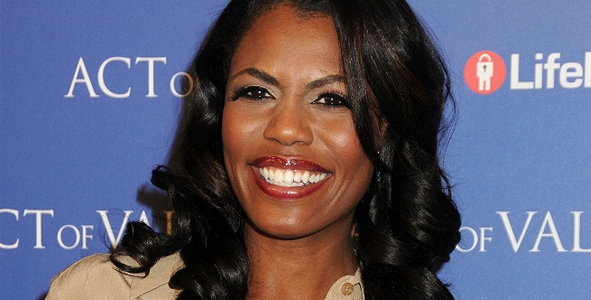 The biggest loser in Apprentice history, Omarosa Manigault (According to Piers Morgan)